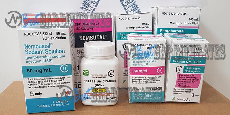 Euthanasia pills