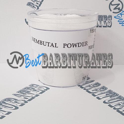 Buy Nembutal Pentobarbital Powder