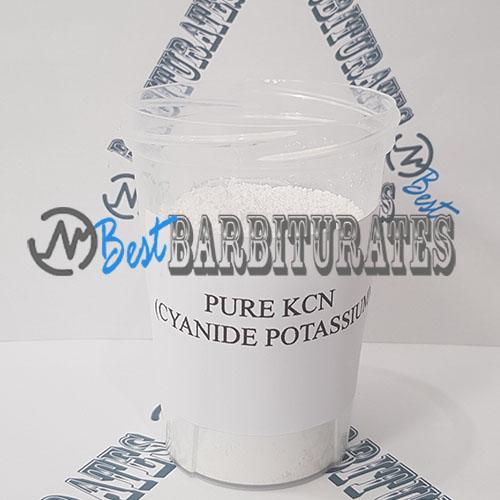 Pure Potassium Cyanide KCN Powder